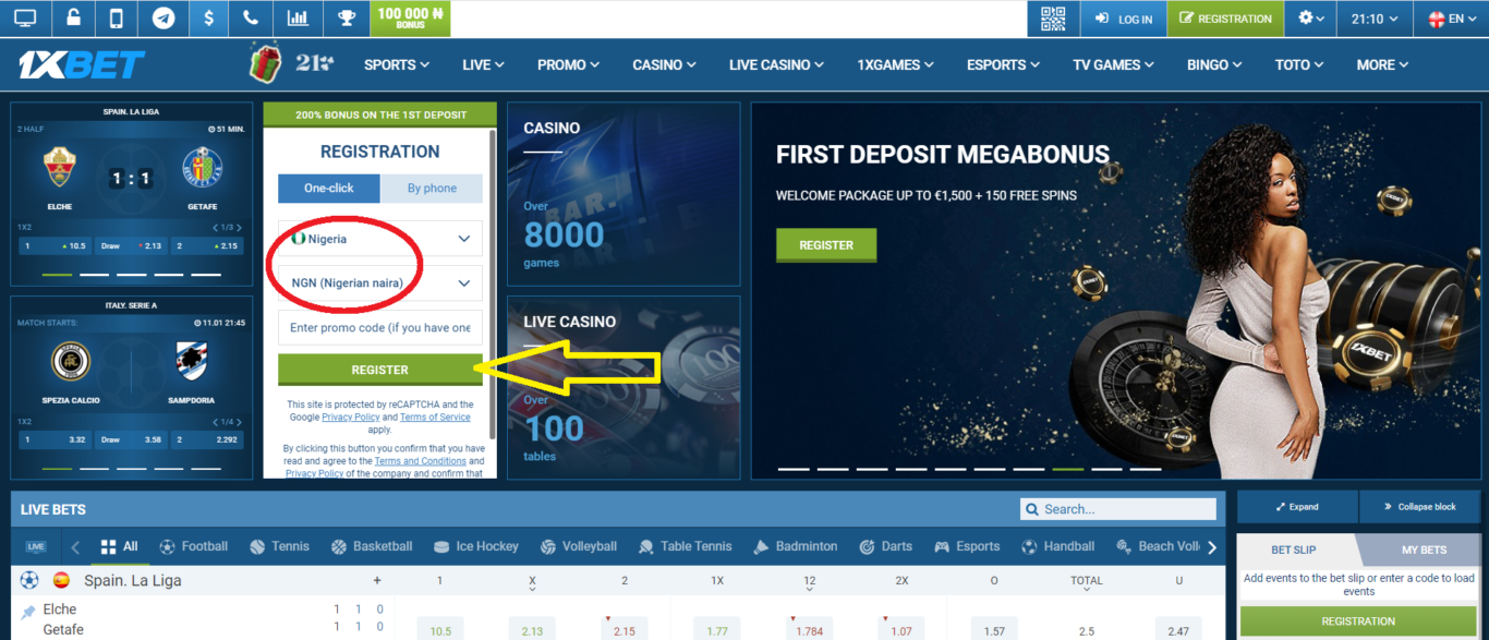 The most important 1xBet prediction tips